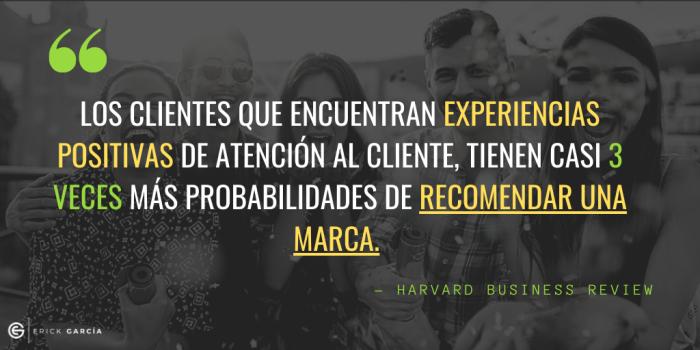 94 Estadísticas sobre Customer Experience