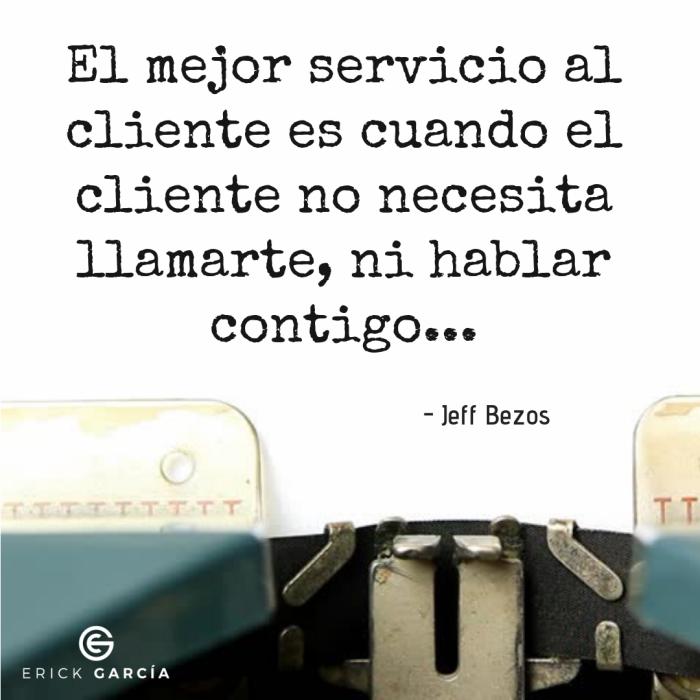 ¿Como luce el mejor servicio al cliente?