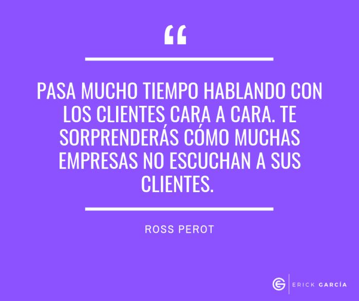 Frases sobre Experiencia del Cliente y Servicio al Cliente