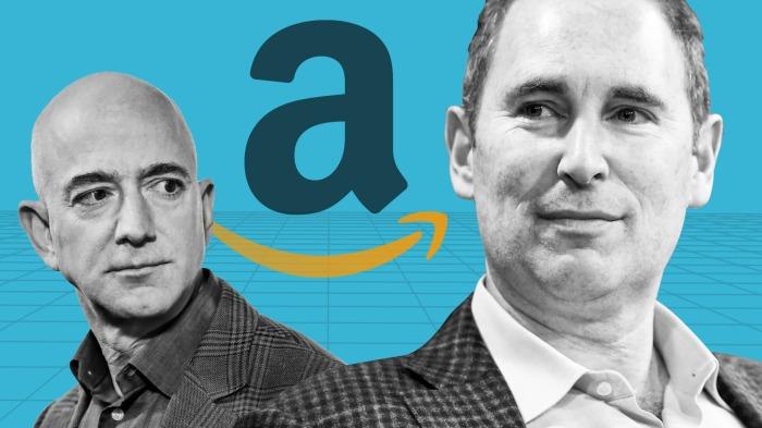 Andy Jassy nuevo CEO de Amazon